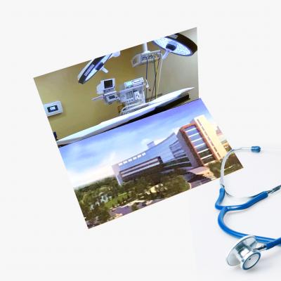 Video AR - Hospital tour